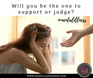 Have you ever felt overwhelmed by opinions? Let's join the conversation on how we can be supportive instead of judgmental.