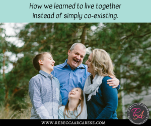It is summer. Let's talk family. Let's look at ways to embrace the crazy of family - both blood and inherited?
