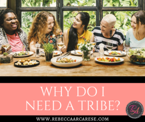 The women around me encourage me, challenge me, and are genuinely interested in how life is going. Stay-at-home, work-at-home, traditional work - those labels do not matter. We thrive when we have a tribe of women surrounding us in all seasons of life.
