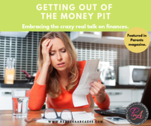 Do you find an excuse, any excuse, to not get real on finances? Why is it that it is the one pit we will continue to keep in our life?